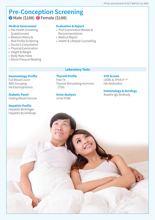 LifeScan-Medical-Pre-Conception-Screening
