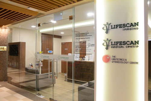Lifescan Medical at OUE Downtown