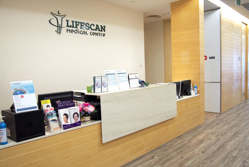 Lifescan Medical at Paragon
