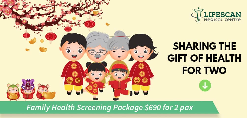 Family Health Screening Package